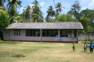 Children's Hope new pre-school building - more images in upcoming post
